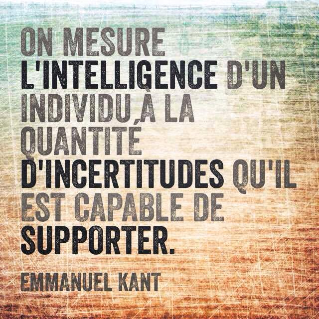 Citation de Emmanuel Kant | Inform'Action