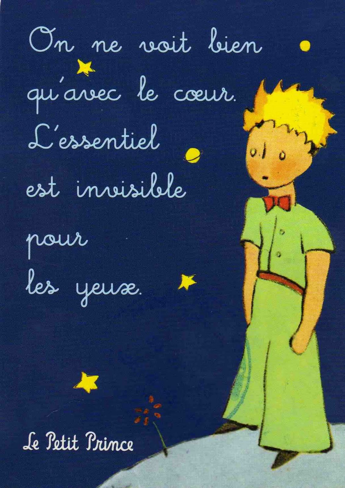 exposition of the little prince