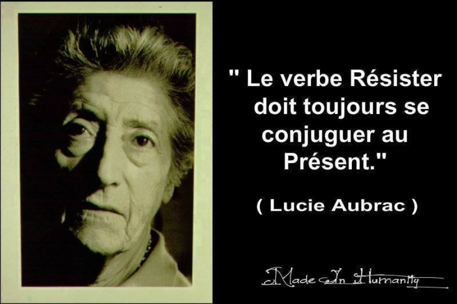 Citation De Lucie Aubrac 1 Inform Action