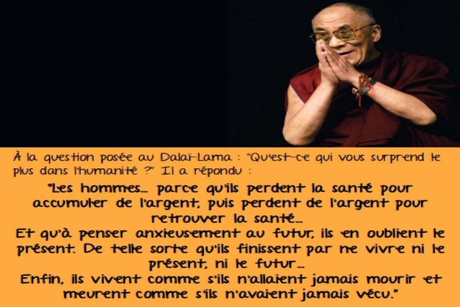 Citation Du Dalaî Lama 2 Inform Action